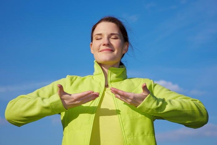 การลดน้ำหนักสัมพันธ์กับการหายใจอย่างไร